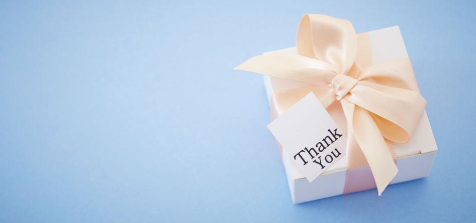 結婚6周年 鉄婚式のプレゼントに!ギフトBOXを使ったサプライズアイディア