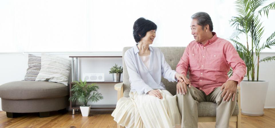 年をとってもずっと夫婦円満でいる夫婦仲の秘訣とは?