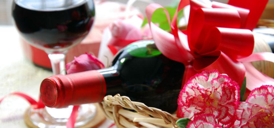 結婚記念日にオススメ!おしゃれなワインのプレゼント