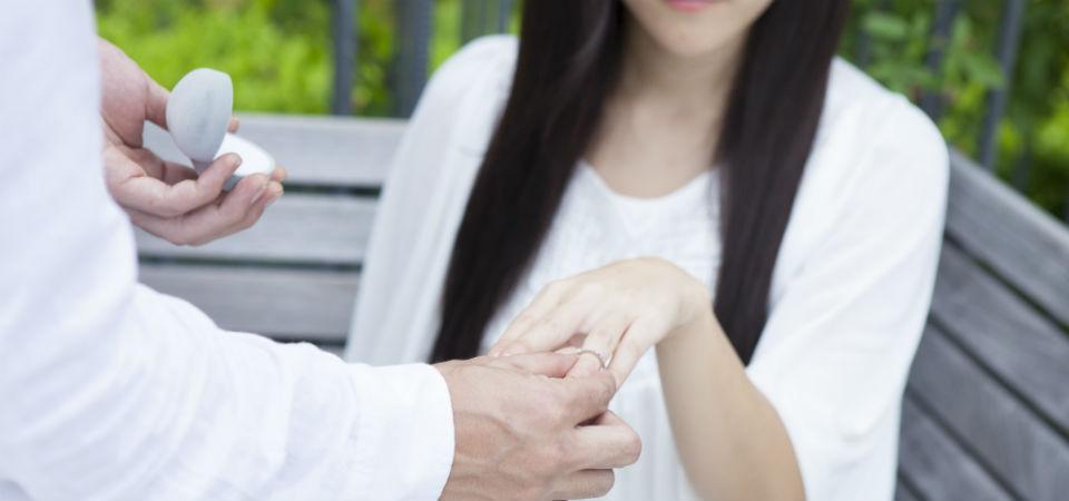 結婚記念日プレゼントの新定番「エタニティリング」