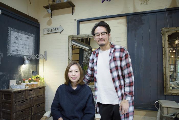 間島勇大さん(32歳)とconさん(32歳)ご夫妻